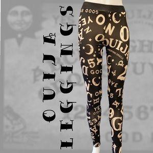 💀Ouija Leggings 💀